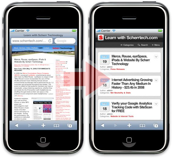 Como crear una aplicacion movil desde tu blog wordpress | Eulises Avila