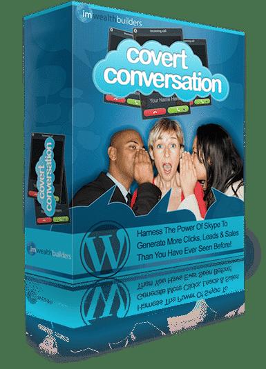 Covert Conversation